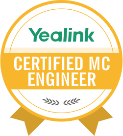 Yealink Certified Multicell Engineer