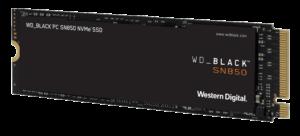 WD Black SN850 NVMe SSD