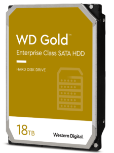 """WD Gold 3,5"""" HDD"""