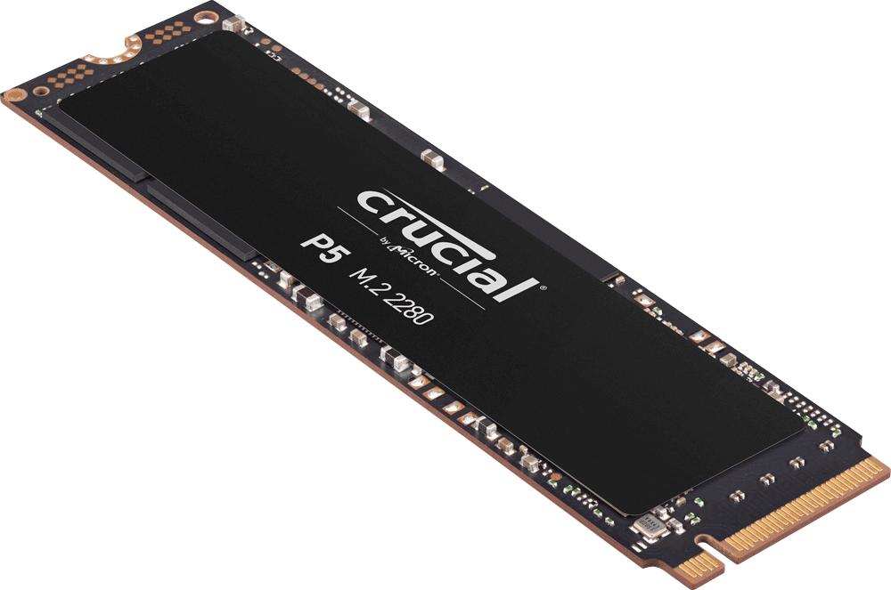 Crucial P5 M.2 SSD